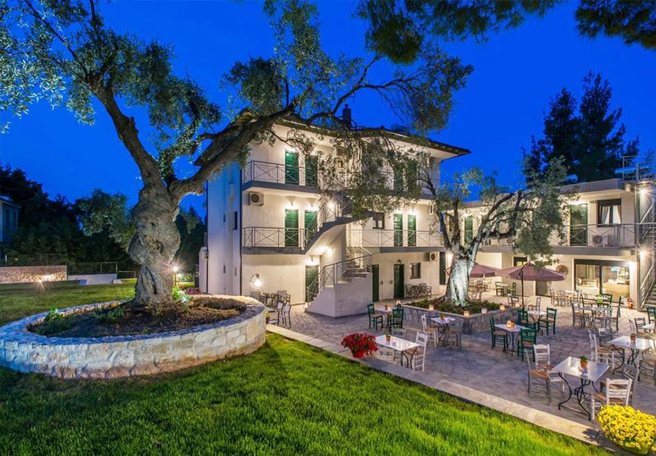 Mirabilia Botique Hotel, Криопиги, Халкидики, Гърция