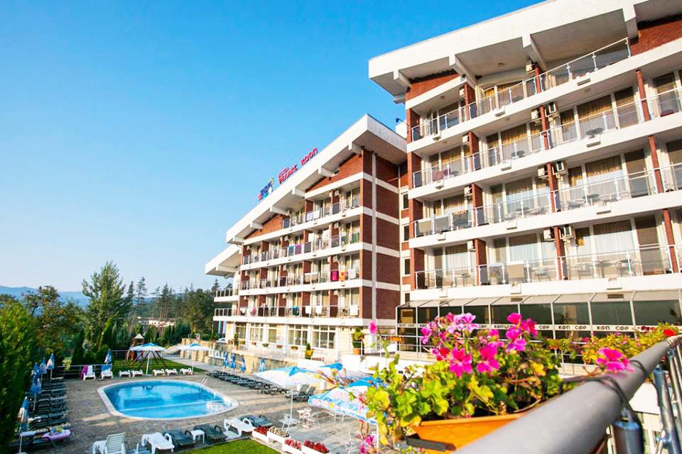 Хотелски комплекс Релакс КООП, Вонеща вода