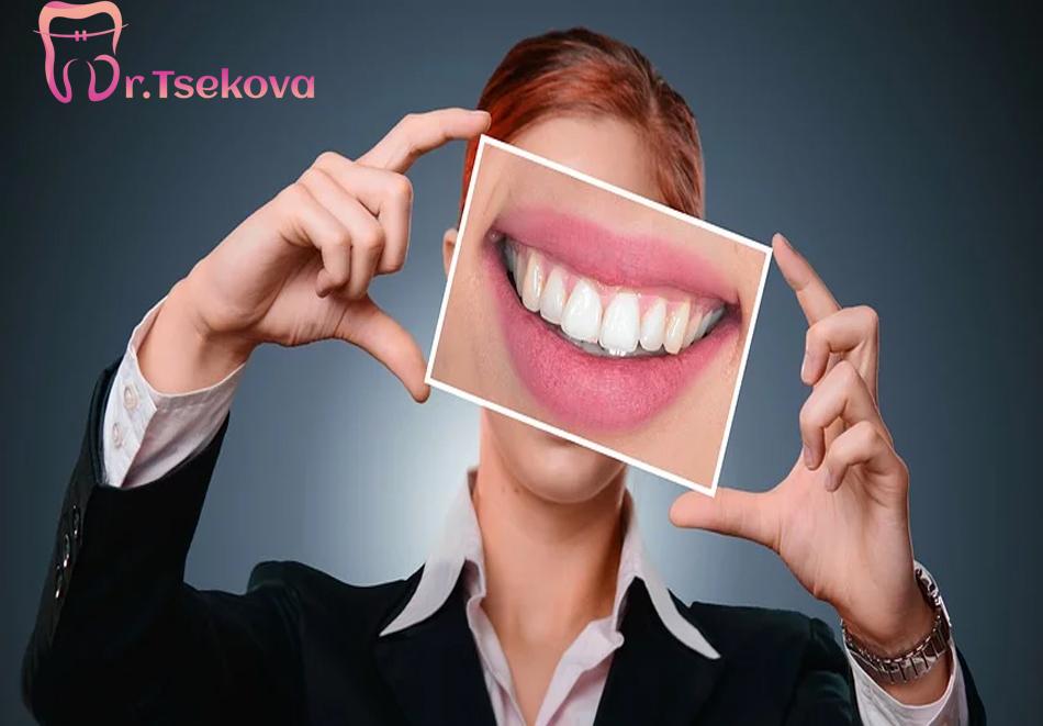 Металокерамична коронка от висококачествен материал + преглед на зъбите и изготвяне на план за лечение от Дентален кабинет д-р Снежина Цекова, снимка 11