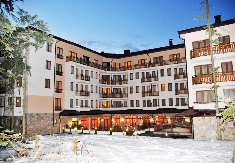 Апартаменти за гости Вила Парк, Боровец