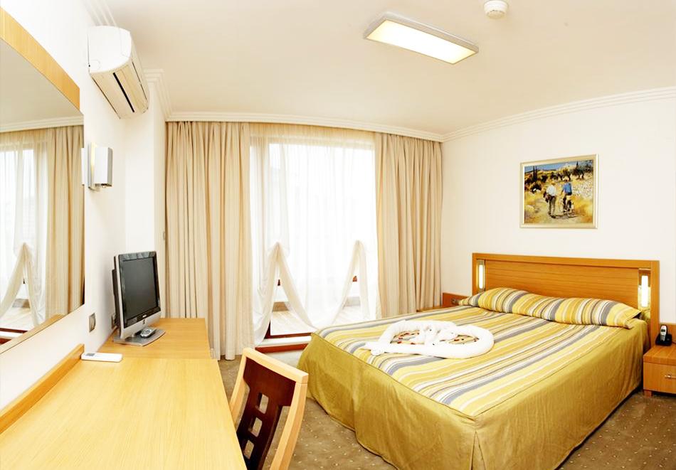 2+ нощувки на човек със закуски + басейн и СПА в хотел Емералд Резорт Бийч и СПА*****, Равда!, снимка 9