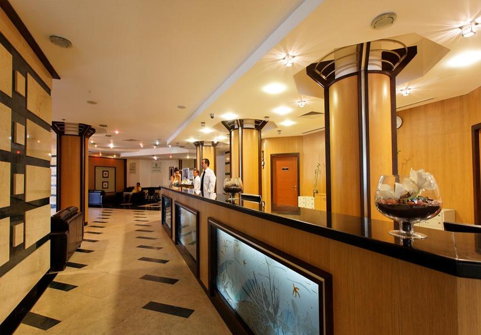 2+ нощувки на човек със закуски + басейн и СПА в хотел Емералд Резорт Бийч и СПА*****, Равда!, снимка 15