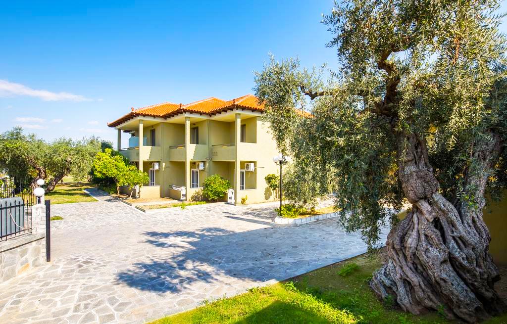 Filippos Hotel, о. Тасос, Гърция