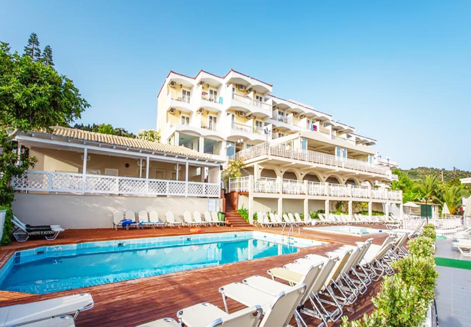 Capitan's Hotel, Закинтос, Гърция