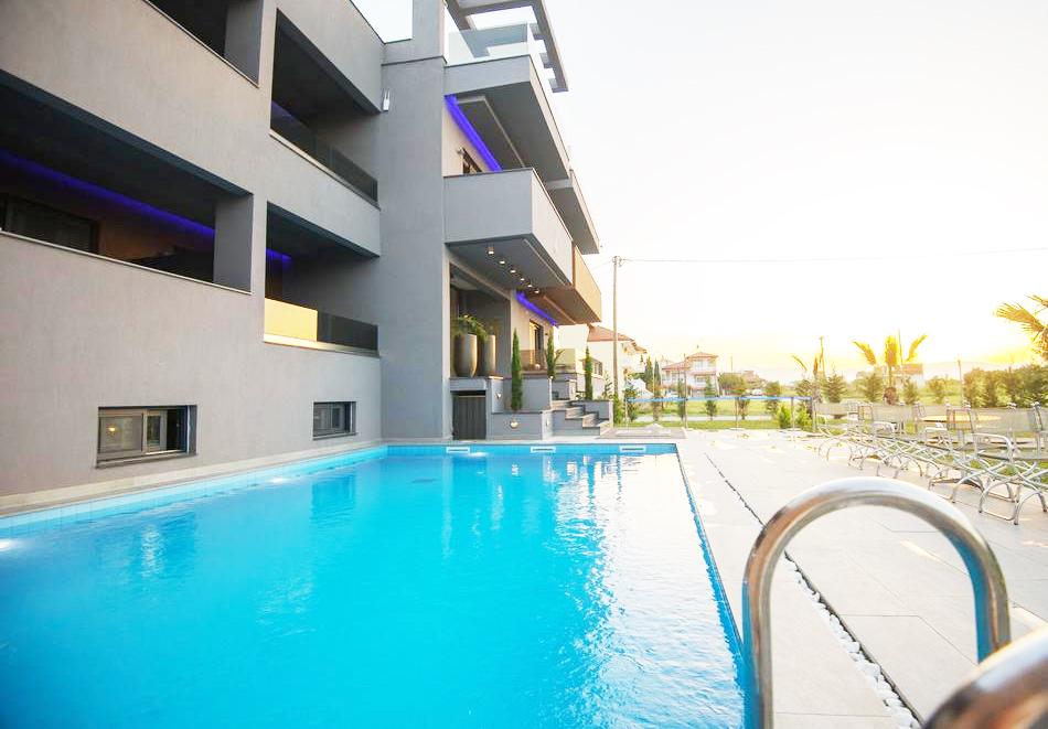 Хотел Yakintos, Паралия Катерини, Гърция