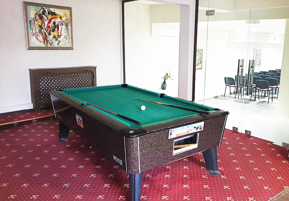 Нощувка на човек със закуска и вечеря + басейн и релакс пакет в хотел Марая****, Банско, снимка 15