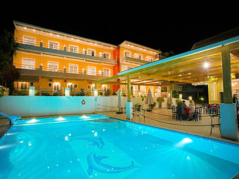 Хотел Dimitra, Лигия, Превеза, Гърция