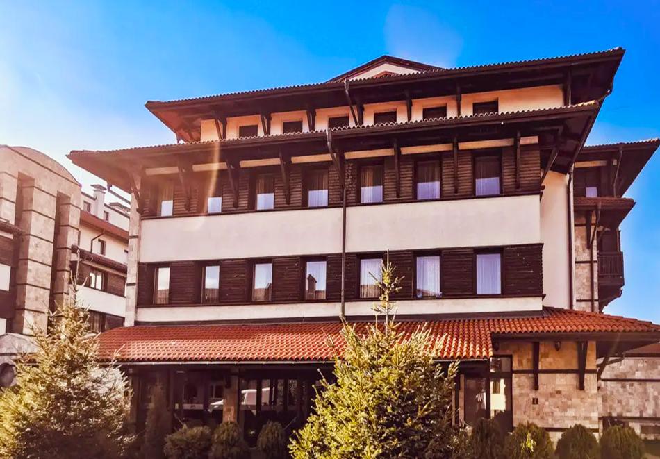 Хотел Тринити Резидънс, Банско