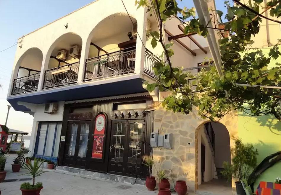 Captain's Beach Apartments, Тасос, Гърция