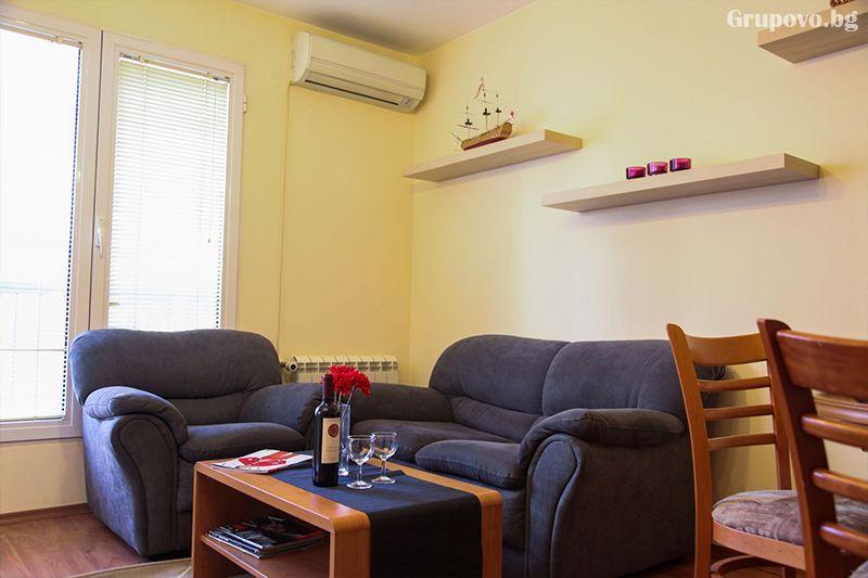 Нощувка на 5 мин. от центъра на София за двама или четирима от Апартаменти Лозенец, снимка 6