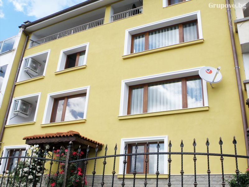 Апартаменти за гости Калоян, Велико Търново