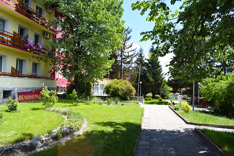 Балнео-хотел Велинград, Велинград