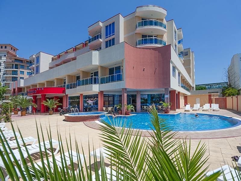 Уикенд в Слънчев Бряг! 2 нощувки на човек със закуски и вечери + басейн в хотел Есперанто, снимка 3