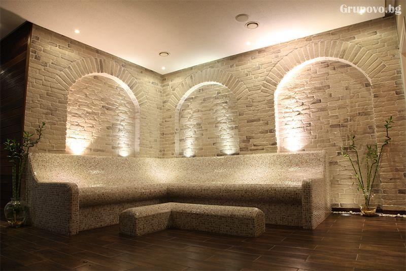 Делник в Белчин Баня! 1 или 2 нощувки със закуски и вечери за ДВАМА + закрит басейн с минерална вода и СПА пакет от хотел Белчин Гардън****, снимка 5