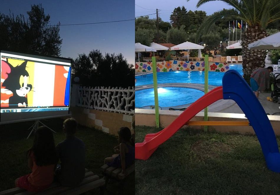 Хотел Olympic Bibis, Ситония, Халкидики, Гърция, снимка 9