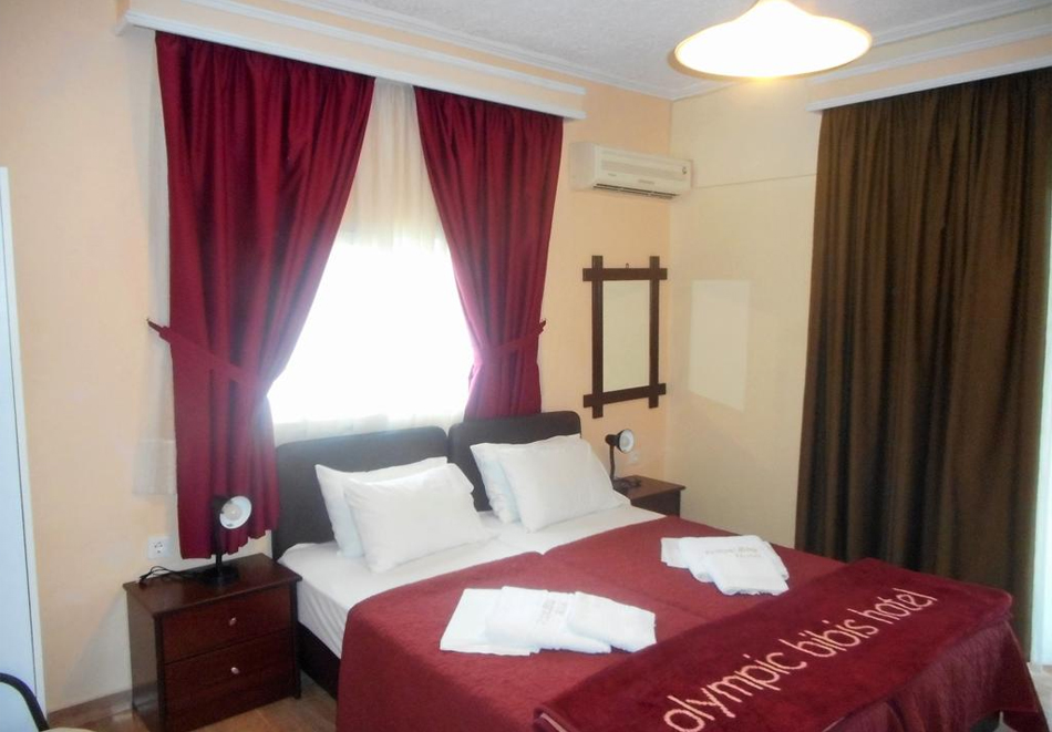 Хотел Olympic Bibis, Ситония, Халкидики, Гърция, снимка 8