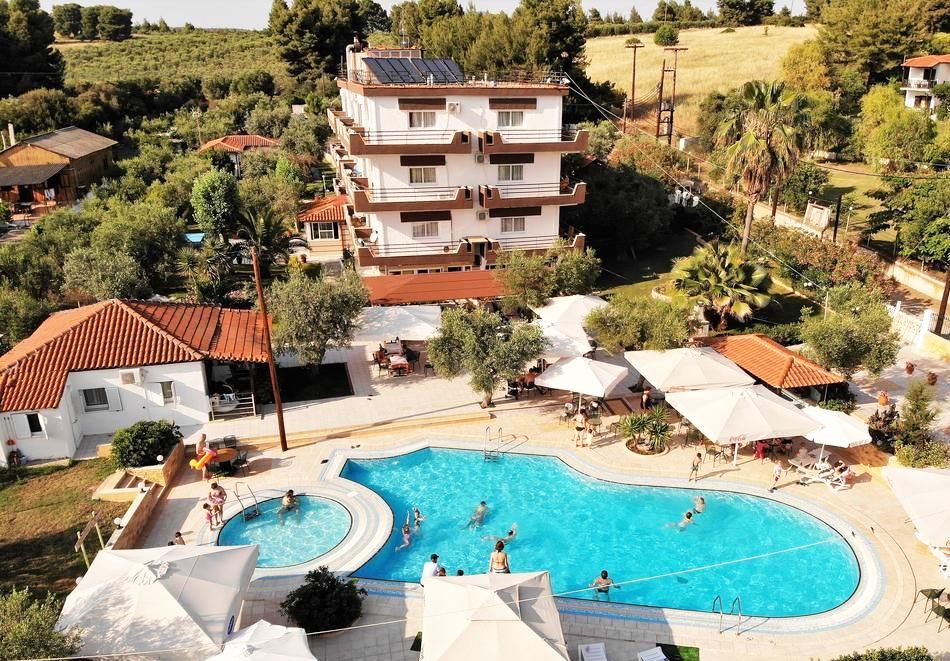 Хотел Olympic Bibis, Ситония, Халкидики, Гърция, снимка 3