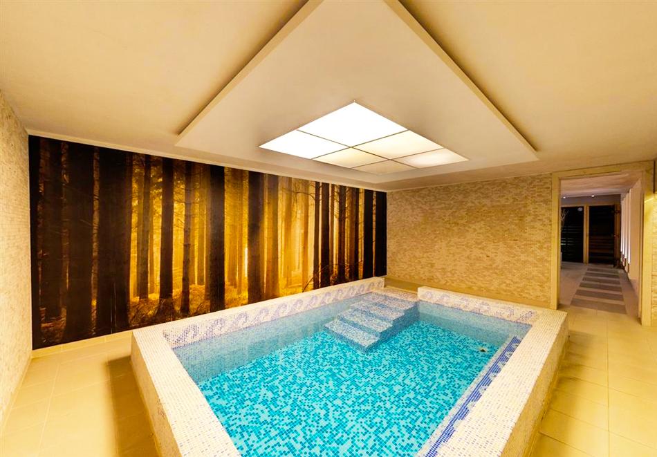 Март във Велинград! Нощувка на човек със закуска + 2 минерални басейна и СПА пакет в хотел Велина****, снимка 6