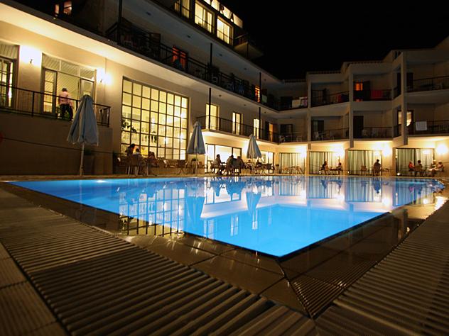Хотел Belvedere, Корфу