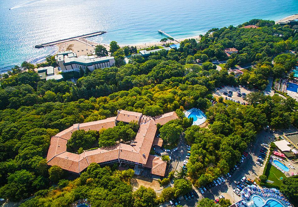 Хотел Преслав, Златни Пясъци