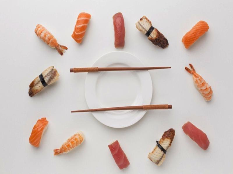 Суши сет по избор с 38, 58 или цели 78 хапки от Суши зоун БГ, София, снимка 3