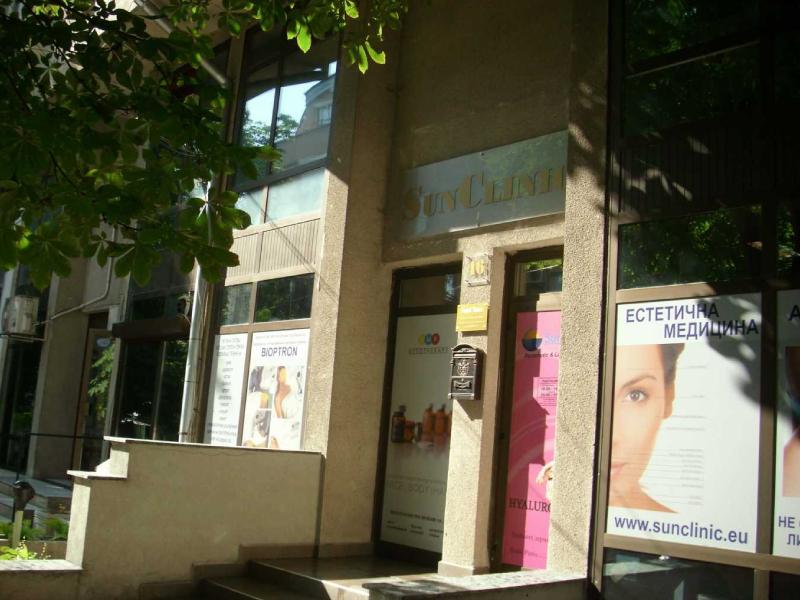 Ултразвуково почистване на лице при мазна кожа, широки пори и черни точки само за 30лв. от SunClinic, София, снимка 3