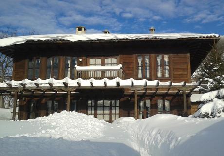 Къща за гости Кенара, Жеравна