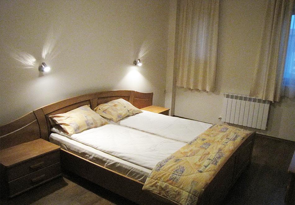 Нощувка или нощувка със закуска на човек + джакузи и сауна на цени от 17.90 лв. в Еделвайс Инн***, Банско, снимка 11