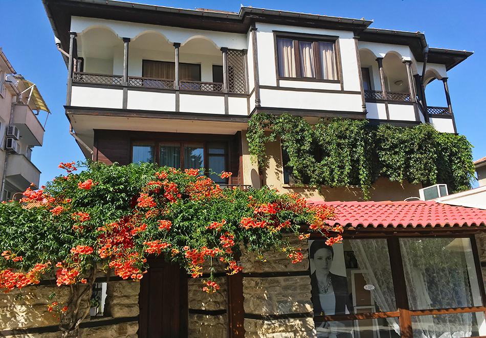 Къща за гости Катя, Несебър