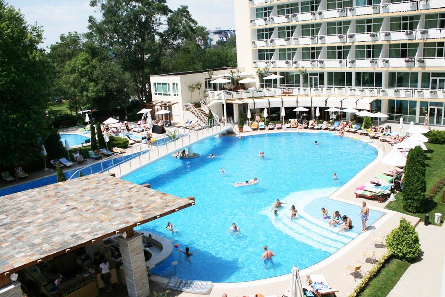 Гранд хотел Оазис, Слънчев Бряг, снимка 2