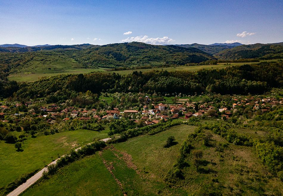 Къща за гости Старата Ковачница, село Згурово, до Кюстендил, снимка 13