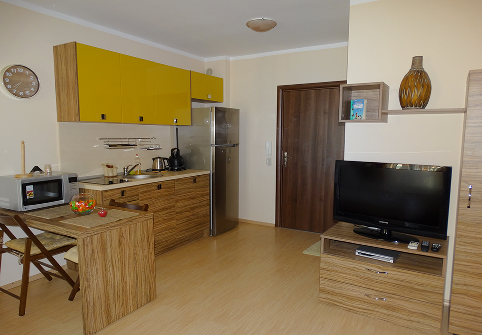 Апартаментен комплекс Шато Дел Марина, между Равда и Несебър, снимка 29