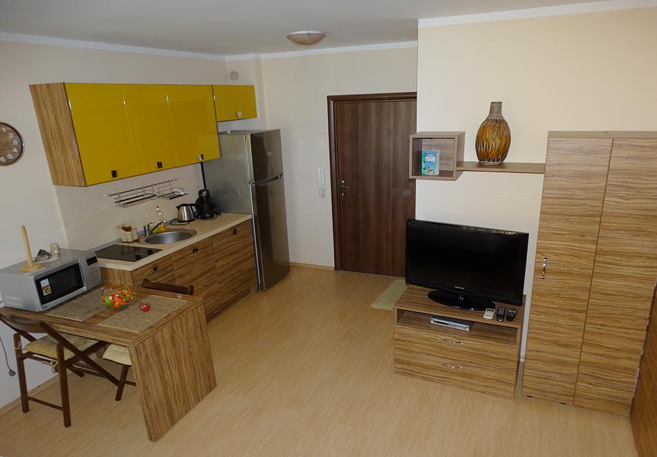 Апартаментен комплекс Шато Дел Марина, между Равда и Несебър, снимка 31