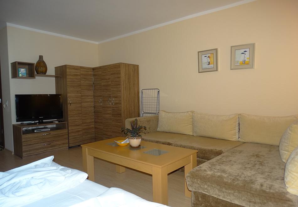 Апартаментен комплекс Шато Дел Марина, между Равда и Несебър, снимка 32
