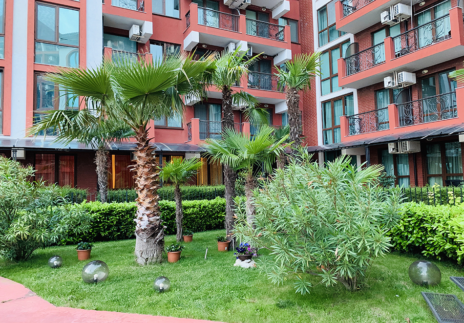 Апартаментен комплекс Шато Дел Марина, между Равда и Несебър, снимка 11