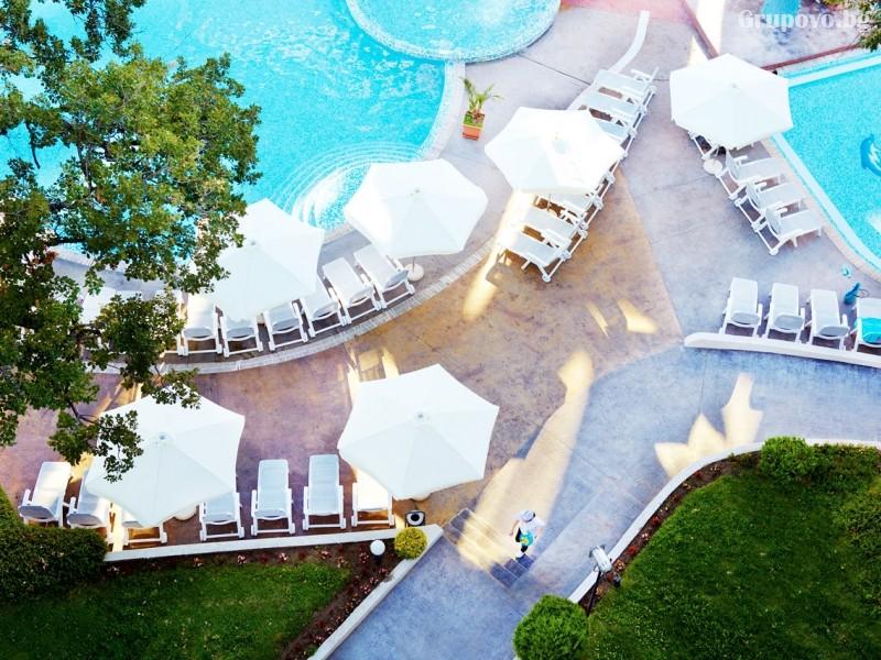 Нощувка на човек на база All Inclusive + басейн от хотел Грийн Парк, Златни пясъци. Дете до 12г. - БЕЗПЛАТНО!, снимка 6