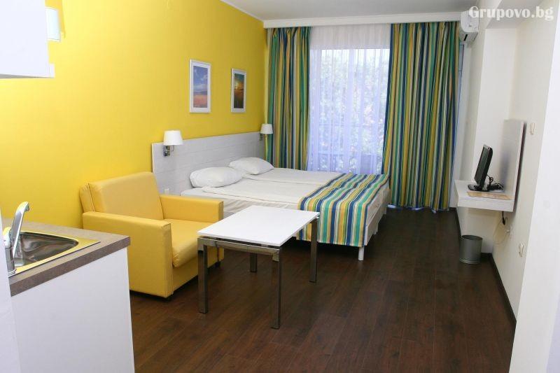 Нощувка на човек на база All Inclusive + басейн от хотел Грийн Парк, Златни пясъци. Дете до 12г. - БЕЗПЛАТНО!, снимка 10