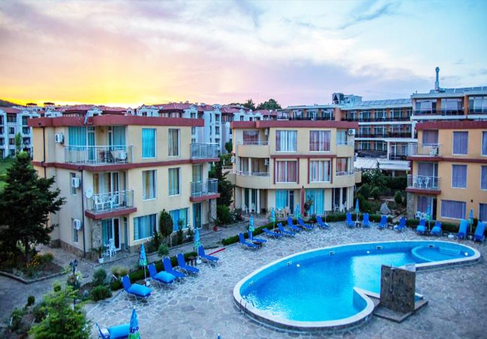 Апартамент за гости в Созопол, Смокиня
