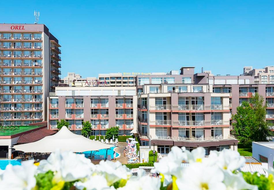 МПМ Хотел Астория, Слънчев бряг
