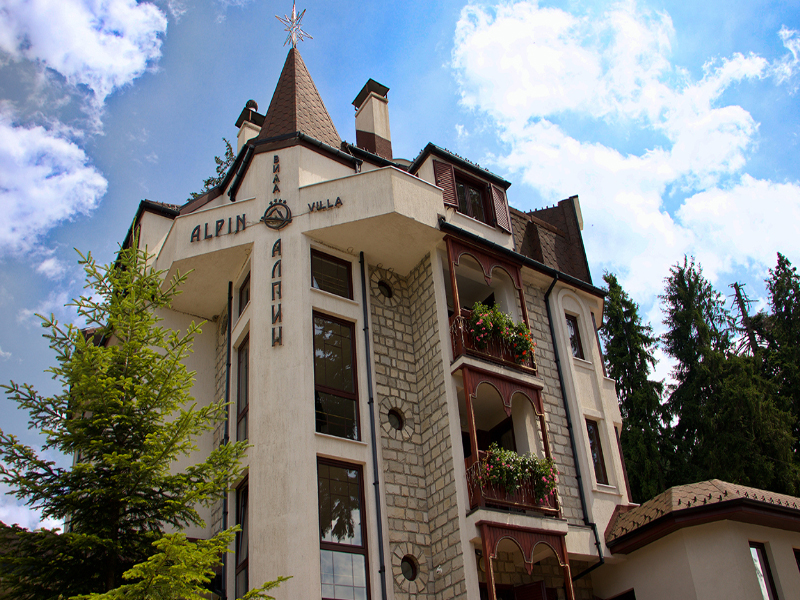 Апартаментен комплекс Алпин, Боровец
