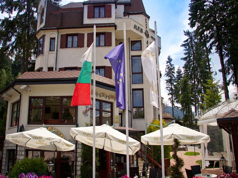 Нощувка със закуска за двама или четирима от Апартаментен комплекс Алпин, Боровец, снимка 18
