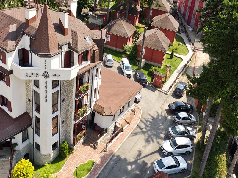 СКИ почивка в Боровец! Нощувка със закуска за двама или четирима от Апартаментен комплекс Алпин, снимка 2