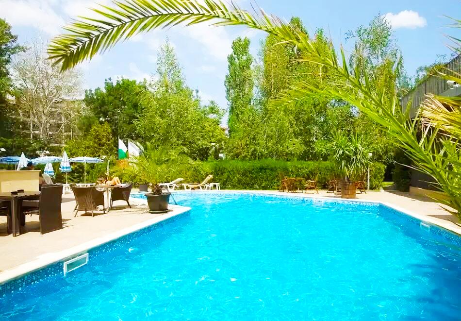 Апарт хотел Сапфир, Слънчев Бряг, снимка 2