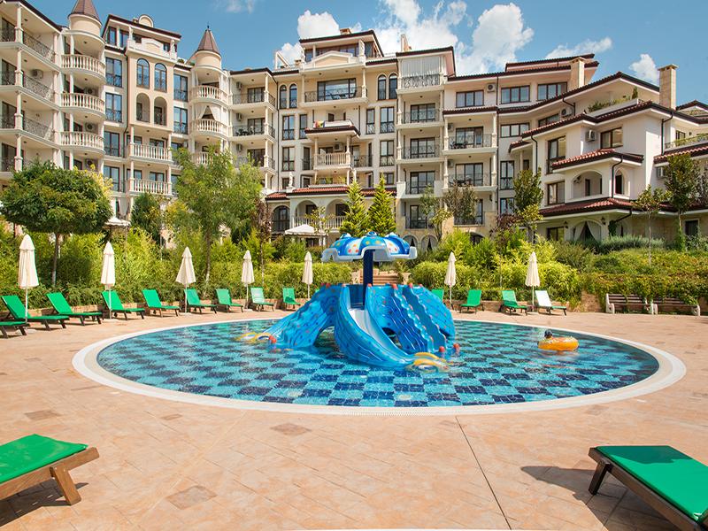 Нощувка за двама, четирима или шестима + басейн и възможност за изхранване от комплекс Посейдон, Несебър, снимка 8