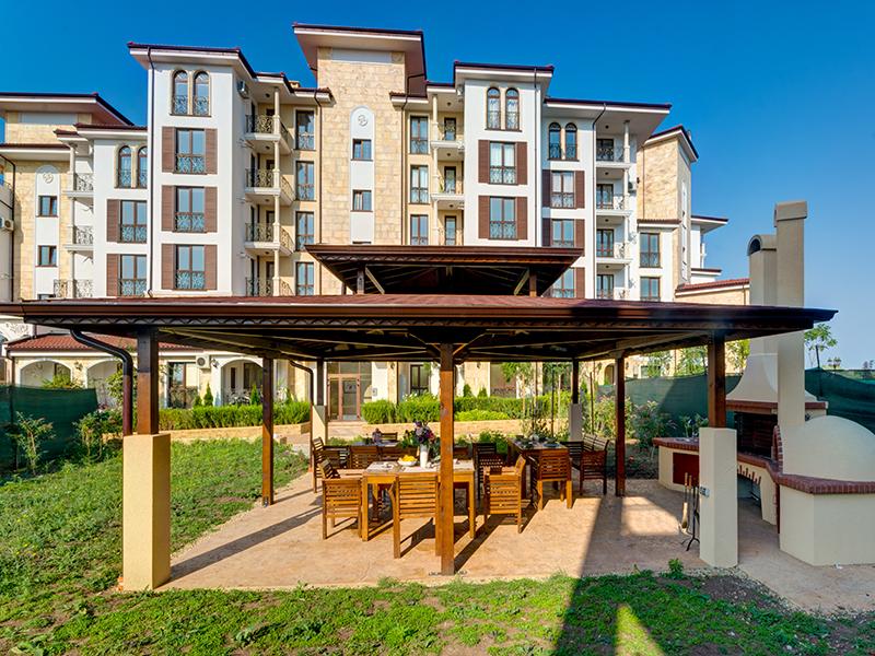 Нощувка за двама, четирима или шестима + басейн и възможност за изхранване от комплекс Посейдон, Несебър, снимка 4