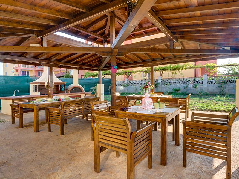 Нощувка за двама, четирима или шестима + басейн и възможност за изхранване от комплекс Посейдон, Несебър, снимка 18