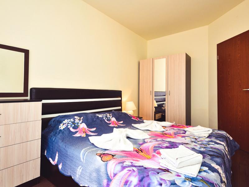 2+ нощувки за двама, четирима или шестима + басейн в хотелски комплекс Гардън Палас, Балчик, снимка 14
