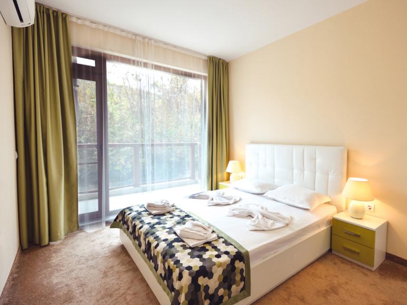 2+ нощувки за двама, четирима или шестима + басейн в хотелски комплекс Гардън Палас, Балчик, снимка 7