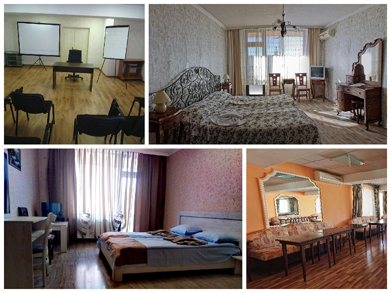 Нощувка със закуска за ДВАМА + външен и вътрешен басейн с гореща минерална вода и сауна от хотел Виталис, Пчелински бани, до Костенец, снимка 18
