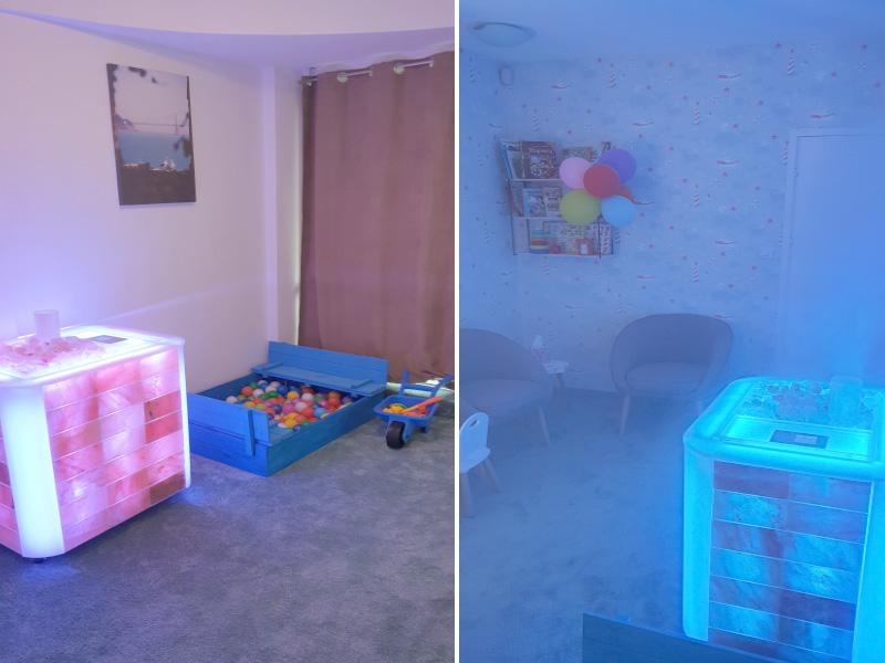 Посещение на Солна стая в София – за укрепване на имунитета на деца и възрастни!, снимка 4
